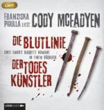 Die Blutlinie/Der Todeskünstler, 2 MP3-CDs