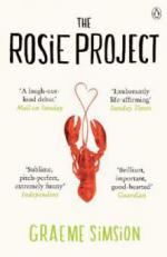The Rosie Project. Das Rosie-Projekt, englische Ausgabe