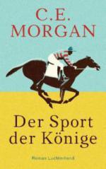 Der Sport der Könige - C. E. Morgan