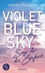 Violet Blue Sky