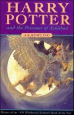 Harry Potter and the Prisoner of Azkaban. Harry Potter und der Gefangene von Askaban, englische Ausgabe