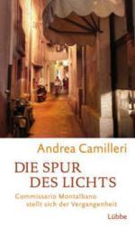 Die Spur des Lichts - Andrea Camilleri
