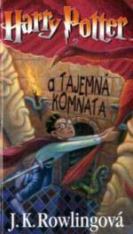 Harry Potter a Tajemná komnata. Harry Potter und die Kammer des Schreckens, tschechische Ausgabe