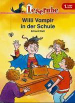 Willi Vampir in der Schule