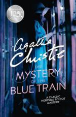 The Mystery of the Blue Train (Poirot) - Agatha Christie