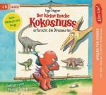 Alles klar! Der kleine Drache Kokosnuss erforscht... Die Dinosaurier