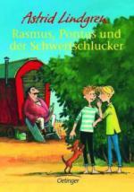 Rasmus, Pontus und der Schwertschlucker