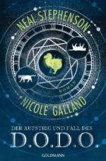 Der Aufstieg und Fall des D.O.D.O. - Neal Stephenson, Nicole Galland