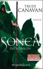 Sonea 03 - Die Königin