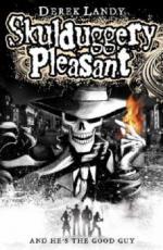 Skulduggery Pleasant 01