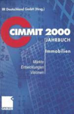 CIMMIT 2000 Jahrbuch Immobilien