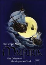 Malfuria, Das Geheimnis der singenden Stadt
