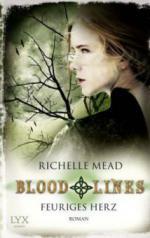 Bloodlines 04. Feuriges Herz