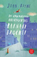 Die unglaublichen Abenteuer des Barnaby Brocket