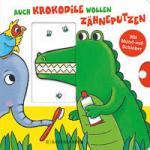 Auch Krokodile wollen Zähneputzen
