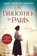 Eine Bibliothek in Paris