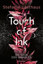 Touch of Ink, Band 1: Die Sage der Wandler