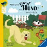 Wann gehts rund beim Hund?/ Wann macht die Katz Rabatz?: Ein Wendebuch