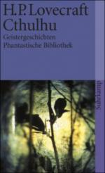 Cthulhu. Geistergeschichten - Howard Phillips Lovecraft