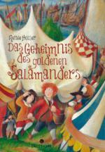 Das Geheimnis des goldenen Salamanders