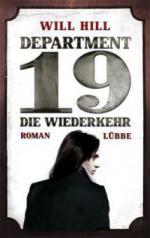 Department 19 - Die Wiederkehr