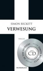 Verwesung, m. Audio-CD