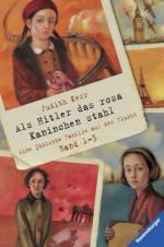 Als Hitler das rosa Kaninchen stahl, Band 1-3