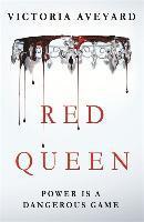 Red Queen. Die Farben des Blutes - Die rote Königin, englische Ausgabe