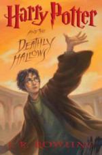 Harry Potter and the Deathly Hallows. Harry Potter und die Heiligtümer des Todes, englische Ausgabe