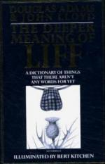 Deeper Meaning of Liff