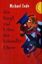 Jim Knopf und Lukas der Lokomotivführer, 3 Bde.