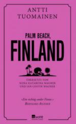 Palm Beach, Finland - Antti Tuomainen