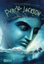 Percy Jackson, Der Fluch des Titanen - Rick Riordan