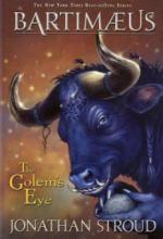 Bartimaeus - The Golem's Eye