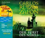 Der Fürst des Nebels (Urlaubsaktion), 5 Audio-CDs
