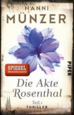 Die Akte Rosenthal 01 - Hanni Münzer