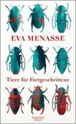 Tiere für Fortgeschrittene - Eva Menasse