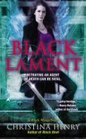 Black Lament: A Black Wings Novel Book 4