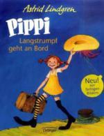 Pippi Langstrumpf geht an Bord (farbig)