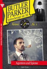 Butler Parker 1 – Kriminalroman