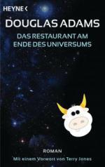 Das Restaurant am Ende des Universums, limitierte Sonderausgabe