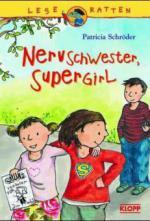 Nervschwester, Supergirl