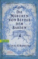 Die Märchen von Beedle dem Barden, Cover von Joanne K. Rowling
