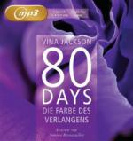 80 Days - Die Farbe des Verlangens, 1 MP3-CD