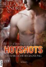 Hotshots - Firefighters 01. Gefährliche Begegnung