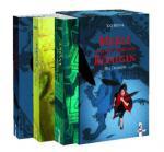 Merle und die Fließende Königin, 3 Bände