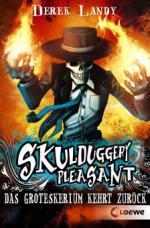 Skulduggery Pleasant 2 - Das Groteskerium kehrt zurück