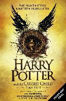 Harry Potter and the Cursed Child. Pts. 1 + 2