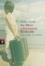 Im Meer schwimmen Krokodile - Fabio Geda