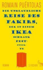 Die unglaubliche Reise des Fakirs, der in einem Ikea-Schrank feststeckte